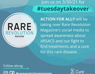 Join us   #tuesdaytakeoverday – March 30th